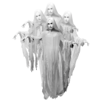 Lady Of The Grave™ (Rising Ghost Woman™)