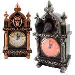 Animated Raven Clock™ (Clock of Doom™)