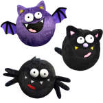 Rolling Monsters: Bat, Cat, Spider