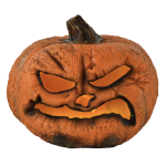 LED Flickering Flame Rotted Pumpkin™